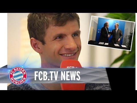 Rummenigge & die ECA / Müller & Dortmund