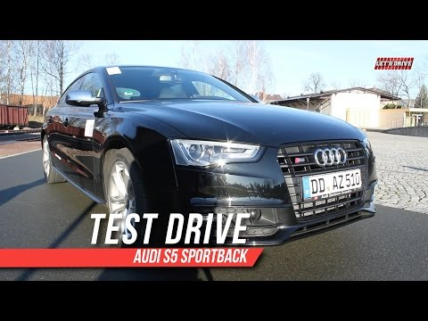 Road Test: 2015 Audi S5 Sportback S-Tronic  – Fahrbericht | Review | Test Drive –  ///Let´s Drive///
