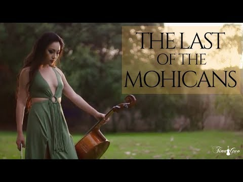 The Last of the Mohicans Main Theme (Official Music Video) - Tina Guo