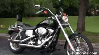 10. Used 2006 Harley Davidson Wide Glide Motorcycles for sale