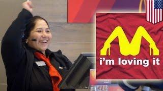 米マクドナルド「愛」で支払いOKの驚愕キャンペーン
