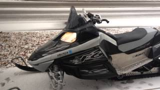 7. 2007 Arctic Cat F6 LXR