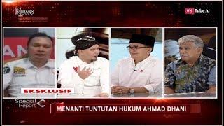 """Download Video Ahmad Dhani Merasa Aneh, Pasal yang Menjerat Kasus Kasusnya Tidak """"Matching"""" - Special Report 16/11 MP3 3GP MP4"""