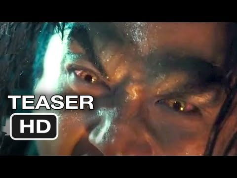 The Four Chinese Teaser Trailer #1 (2012) - Zombie Martial Arts Movie HD Video