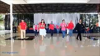 Video Maumere - Line Dance MP3, 3GP, MP4, WEBM, AVI, FLV Juni 2018