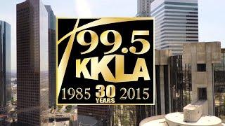 KKLA 30th Anniversary