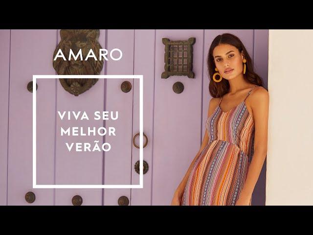 Viva seu melhor verão | AMARO - Amaro
