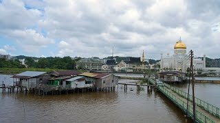 Bandar Seri Begawan Brunei  City pictures : Walking in Bandar Seri Begawan (Brunei)