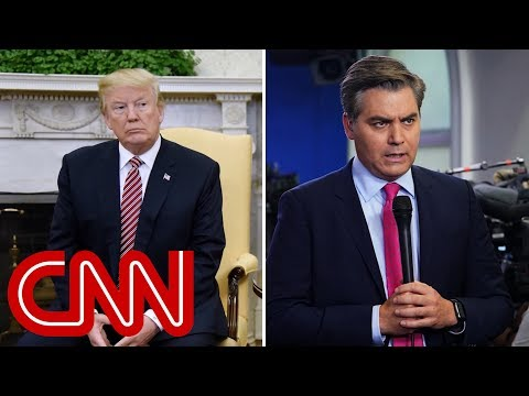 White House backs down, fully restores Jim Acosta's press pass