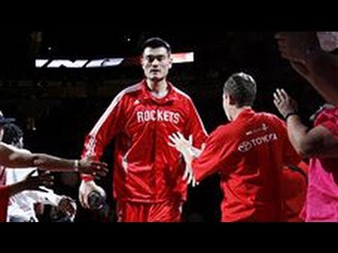 Yao Ming%27s Top 10 Plays of his Career