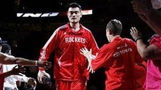 Yao Mings Top 10 Plays of his Career