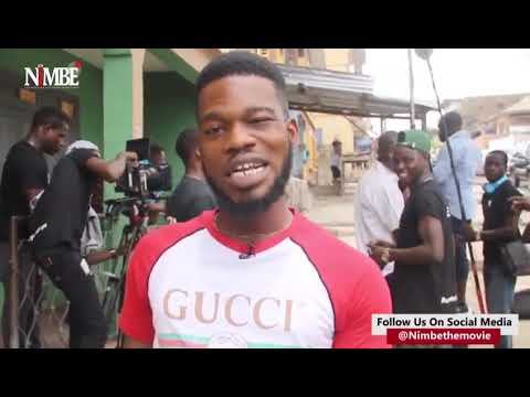 Behind The Scenes- Nimbe Nigerian Nollywood Movie 2019 with Broda Shaggi