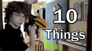Video 10 Things You Should Never Do in a Nerf War MP3, 3GP, MP4, WEBM, AVI, FLV Mei 2019