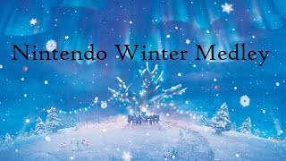 Nintendo Winter Medley on Piano