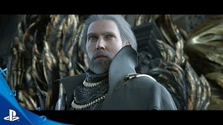 Kingsglaive Final Fantasy Xv   Official Trailer