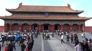 A tour of the Forbidden City 紫禁城 (Palace Museum)