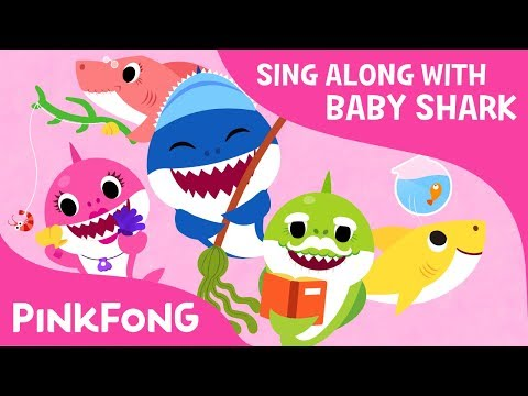 gratis download video - The-Shark-Family--Sing-along-with-baby-shark--Pinkfong-Songs-for-Children