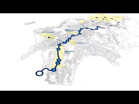 Avances proyecto MetroRiel