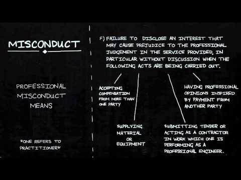 Module 4, Unit 4: Professional Misconduct Laws (v2)