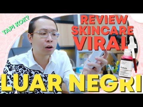 Review SKINCARE VIRAL LUAR NEGRI: The Ordinary, TERNYATA BERBAHAYA! | dr. Richard Lee, MARS