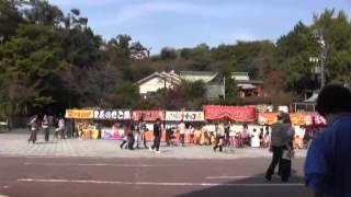 秋の犬山お城まつり(4)からくり実演披露