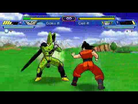 Dragon Ball Z : Shin Budokai 2 PSP