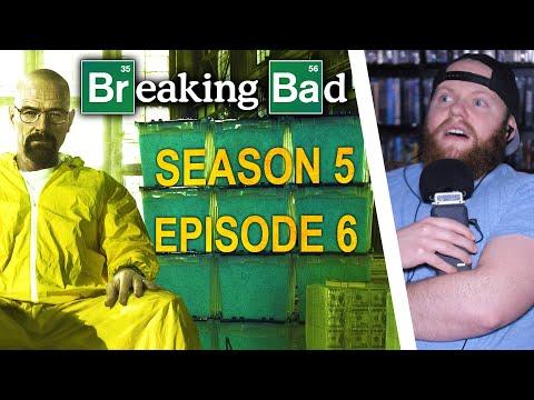BREAKING BAD Season 5 Episode 6: Buyout REACTION