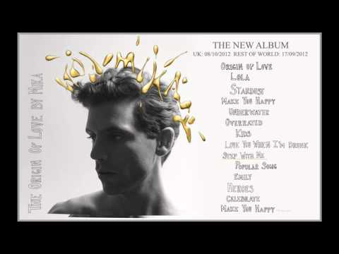 0 Mika: The Origin of Love (album sampler) %postname%