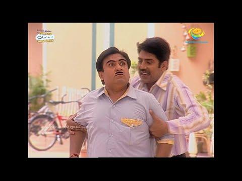 Jethalal Furious At Bhide!!   Taarak Mehta Ka Ooltah Chashmah   TMKOC Comedy   तारक मेहता  Ep 48