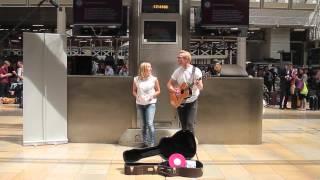 Video Surprise Wedding Proposal at Paddington Train Station London MP3, 3GP, MP4, WEBM, AVI, FLV Januari 2019