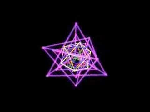Metatron Cube (Sacred Geometry by ieoie)