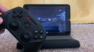 PS4 Remote Play on iOS with a Steel Series Nimbus
