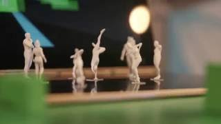 Yoga Book: Miniature Set-Up