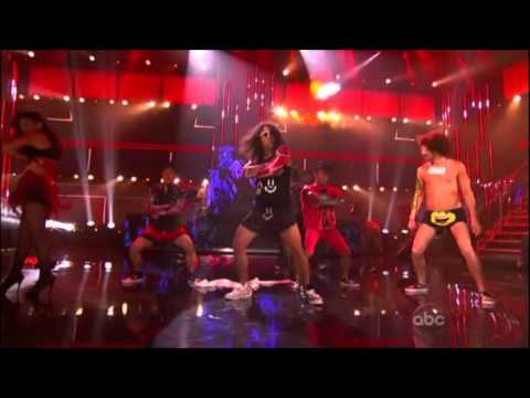 LMFAO – Party Rock Anthem / Sexy And I Know It (American Music Awards 2011)