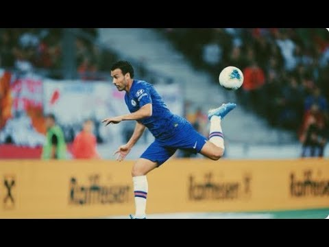 Salzburg vs Chelsea Amazing Goal Pedro