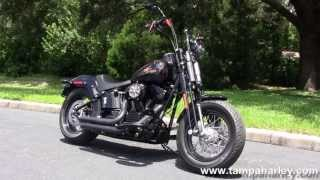8. 2008 Harley Davidson Softail  Crossbones for sale Used Motorcycle Dealer