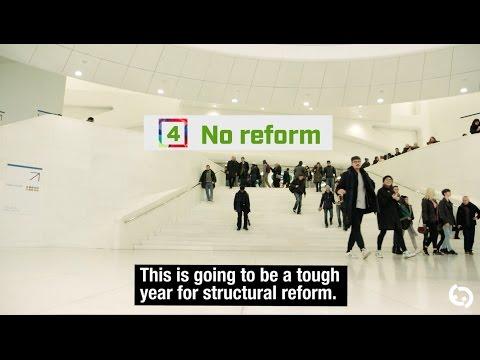 Top Risks 2017: Risk 4 - No reform