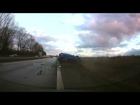 Авария в Швеции