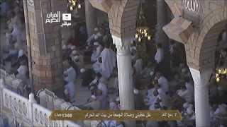 خطبة الجمعة - الشيخ سعود الشريم - المسجد الحرام - الجمعة 7 ربيع الآخر 1435