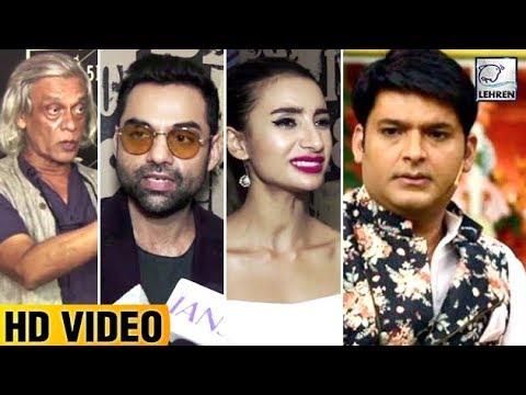Bollywood Reacts On Kapil Sharma's Abusive Tweets