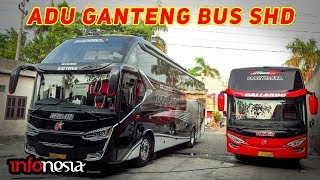 Video ADU GANTENG! 10 Varian Bus SHD Double Glass di Indonesia MP3, 3GP, MP4, WEBM, AVI, FLV Juni 2018