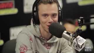 Rapper Logic Talks Influences, Upbringing and Inspirations