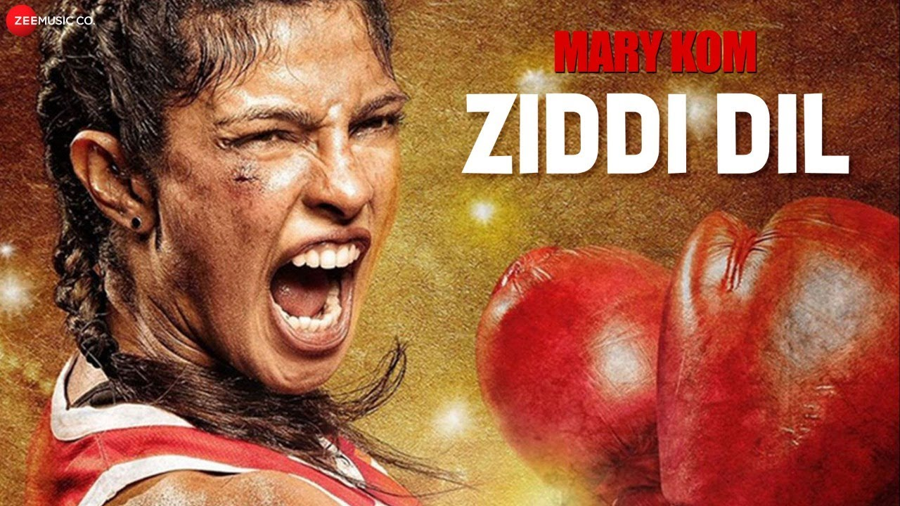 ZIDDI DIL – OFFICIAL VIDEO (Mary Kom) Priyanka Chopra, HD 720p AVI