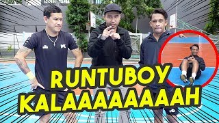 Video CROSSBAR CHALLENGE! KAPAN LAGI NGALAHIN RUNTUBOY! MP3, 3GP, MP4, WEBM, AVI, FLV Mei 2019
