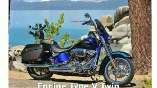 8. 2010 Harley-Davidson Softail CVO Softail Convertible Details