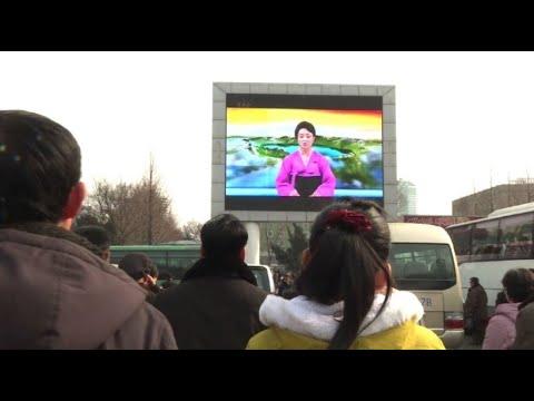 Nordkorea: Ungewohnte Berichterstattung - Nordkoreaner  ...