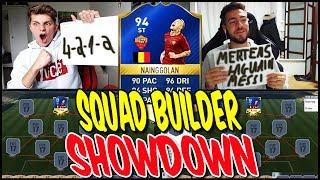 94 TOTS ST NAINGGOLAN SQUAD BUILDER SHOWDOWN! ⚽⛔️😝  - FIFA 17 ULTIMATE TEAM (DEUTSCH) Mp3