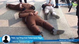 Mengancam dan Memeras, Polisi Tangkap Tiga Pria dari Kantor Gubernur Aceh