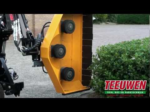 Avant 635 Mini Loader with MC Connel PA 3430 Arm, and Becx HS 130 HR