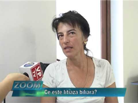 (P) Rubrica medicală – Policlinica Medis – Litiaza biliară